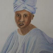 FB_Africaine Aquarelle