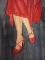 Bea et son jupon rouge_MF