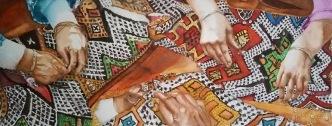 mains de tisseuses marocaines_LC