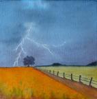 Ciel d'orage_15x15