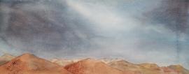 Terre volcanique -Lanzarote_ 45X18
